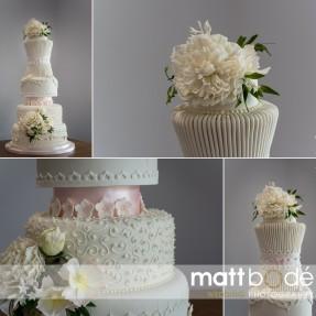 Seaford wedding cake